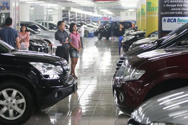 Awas Agan... Banyak Mobil Bekas Abal-Abal Gentayangan Jelang Lebaran