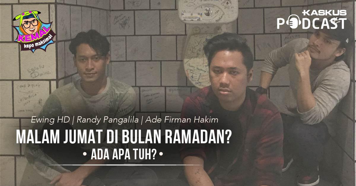 Malam Jumat di Bulan Ramadan? Ada Apa tuh?