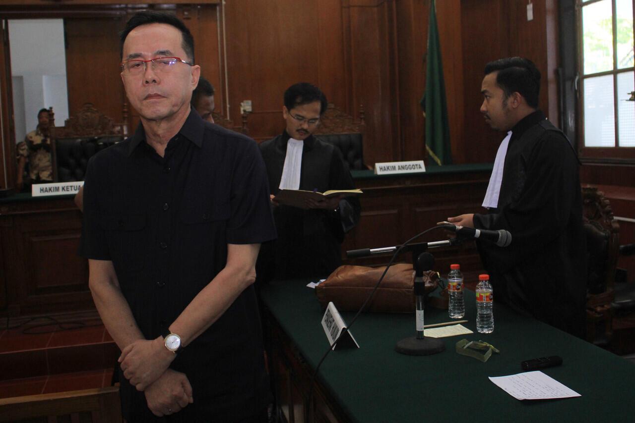 Beragama Budha, Cen Liang ingin Remisi Idul Fitri