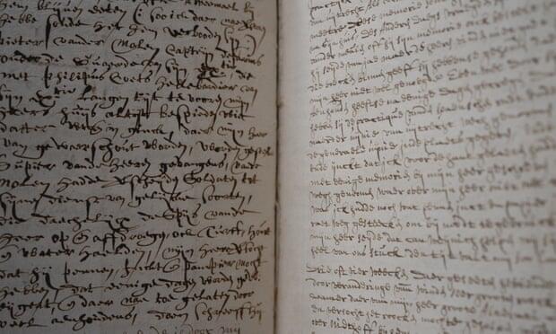 Buku Harian Berusia 200 Tahun Ditemukan, Isinya Seperti Apa ya Gan?