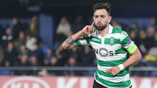 Bruno Fernandes, Calon Bintang Premier League
