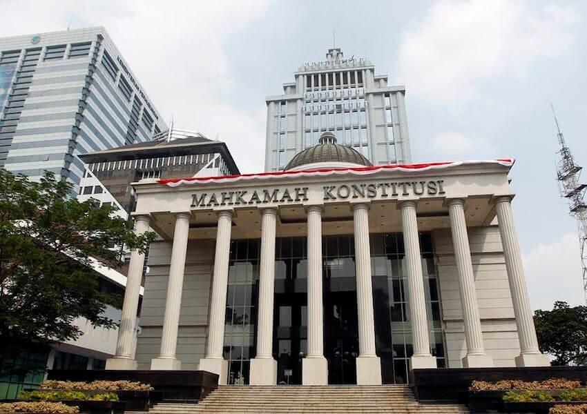 MK Akan Bantu Untuk Selesaikan Sengketa Pemilu