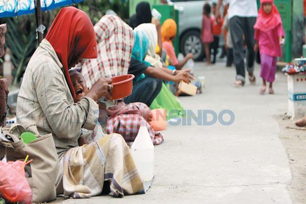 Dinsos Sebut 279 Titik Tempat Tongkrongan Gerombolan Gepeng di Jakarta
