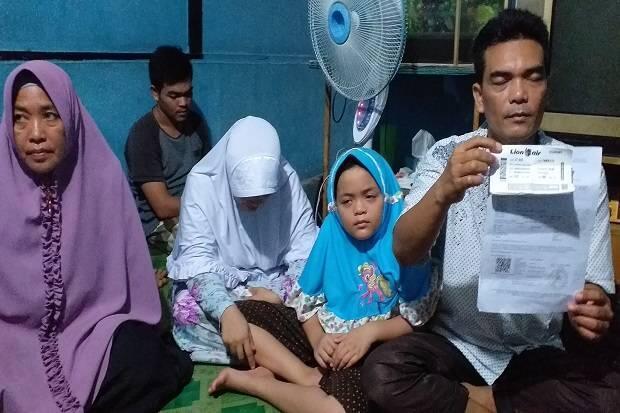 Penumpang Kecewa, Jenazah Putrinya Ditinggal Maskapai Lion Air