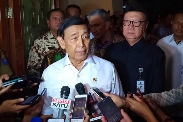 Jelang 22 Mei, Wiranto Minta Masyarakat Akivitas seperti Biasa