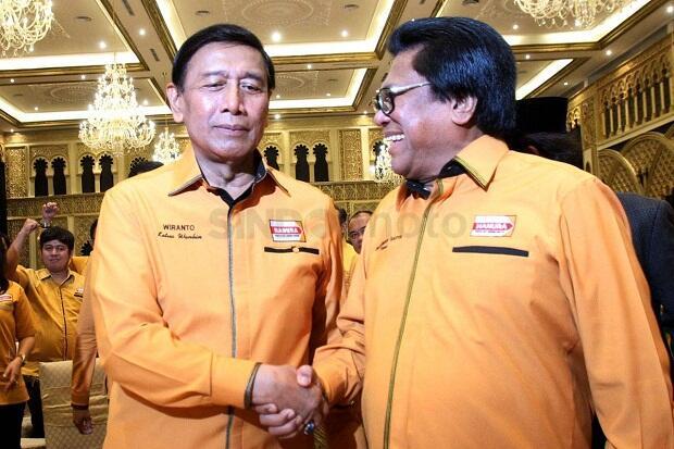 Hanura Kalah, Wiranto: Kesalahan Saya Cuma Satu Menunjuk OSO Jadi Ketum