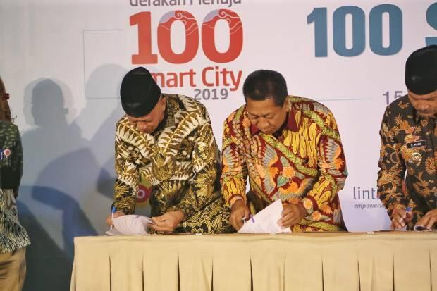 Tanjungpinang Terpilih dalam Gerakan 100 Smart City 2019 di Indonesia
