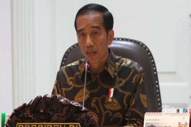 Sikapi Hasil Pemilu 2019, Jokowi Minta Semua Pihak Taat Konstitusi