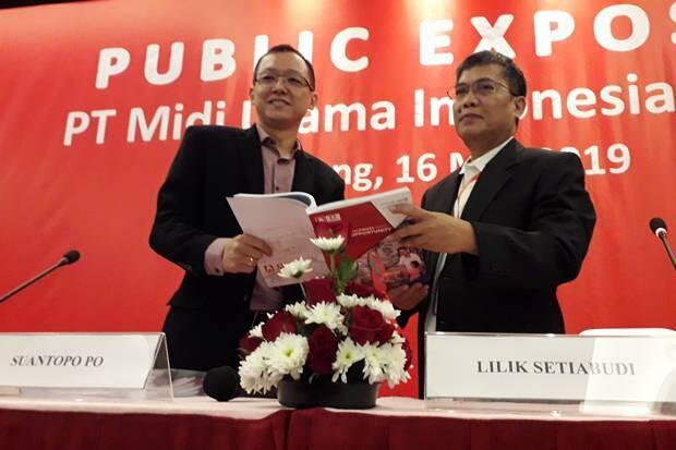 Cetak Tren Positif, Midi Utama Indonesia Raup Laba Rp159,15 Miliar