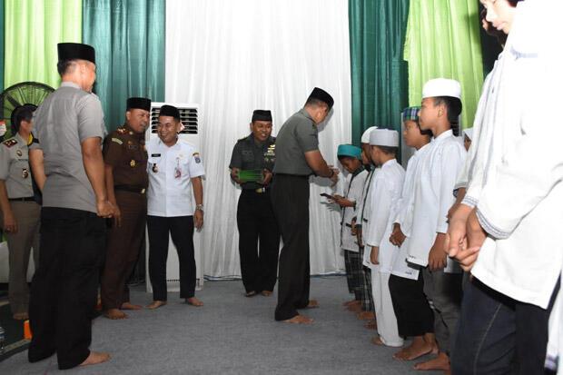 Kodim Jakarta Pusat Tunggu Kririk Membangun dari Unsur Forkopimko
