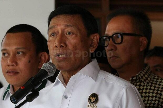 Menko Polhukam Imbau Pemda Dan Aparat Redam Massa Datang ke Jakarta
