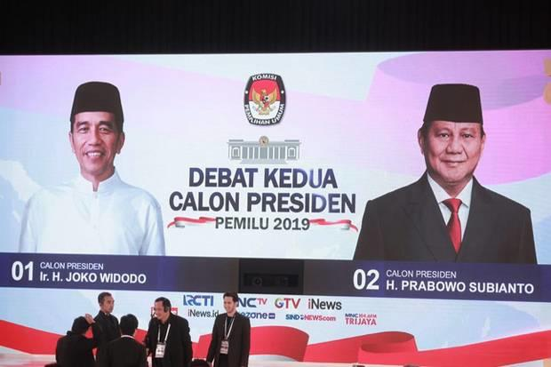 26 Provinsi Tuntas Direkap, Ini Perolehan Suara Jokowi dan Prabowo