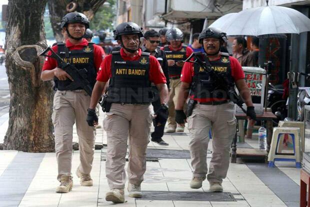 Cari Geng Motor, Tim Anti-Bandit PMJ Akan Terus Sisir Jalanan Jakarta
