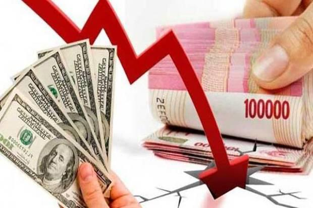 Hingga 9 Mei 2019, Rupiah Sudah Melemah 0,87%
