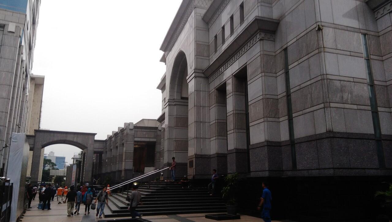 Cobain Bukber di Masjid Baitul Ihsan Bank Indonesia Yuk, Makanannya dari Qatar?