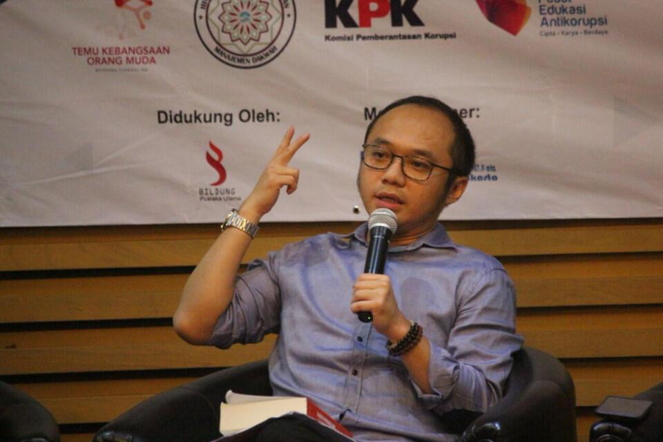 Yunarto ke Fahri Hamzah: Baca Dulu Beritanya... Jangan Judul Doang