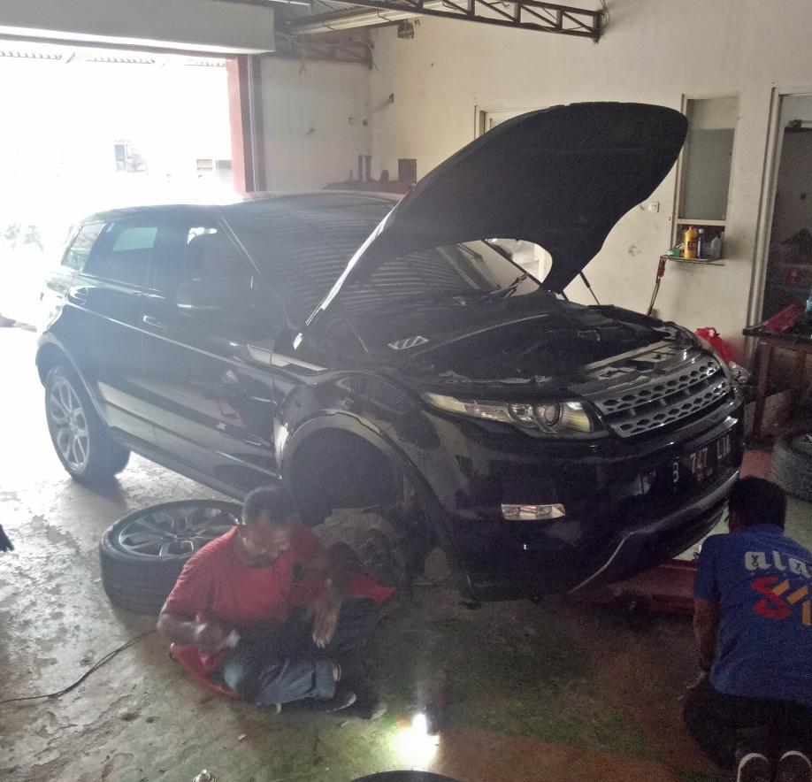 Service Mobil, Scan & Repair ECU, Install Piggy Back