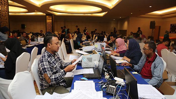 Bawaslu Putuskan KPU Melanggar Prosedur Input Data Situng