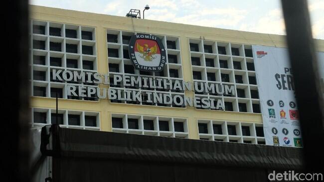 Rekap Nasional KPU: Gerindra Tertinggi di Jabar, Disusul PDIP dan PKS