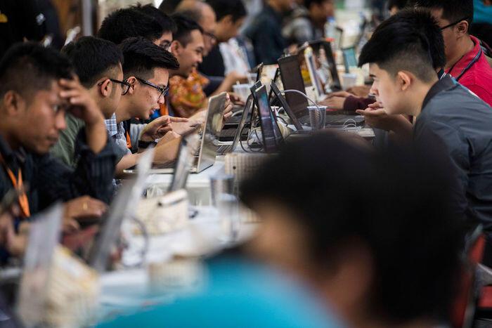 Generasi Z, pengguna internet terbesar di Indonesia