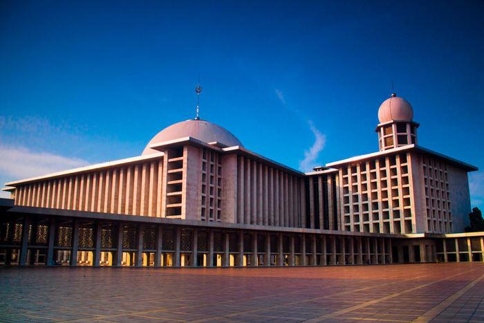 Renovasi Masjid Istiqlal dimulai, anggarannya Rp456,3 miliar