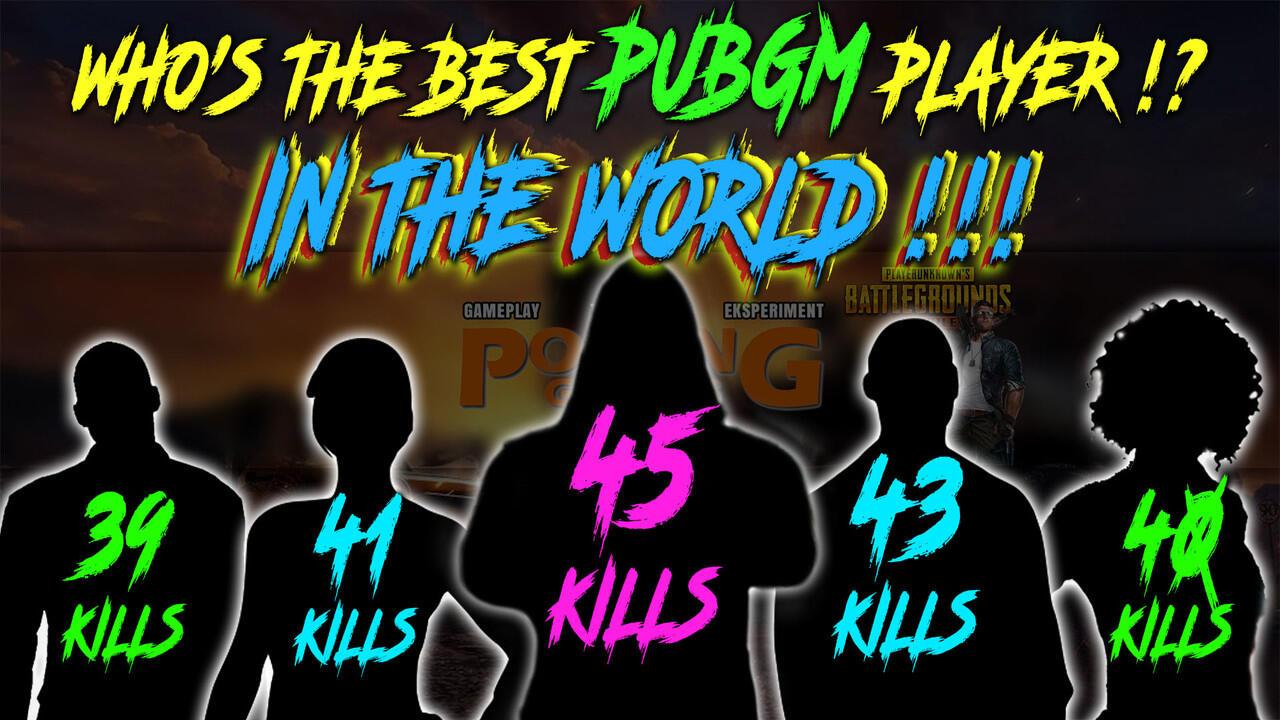 Top 10 Pubg Mobile Kills Record in the world   RRQ Unii   Coffin   Sevou   Sensi 5