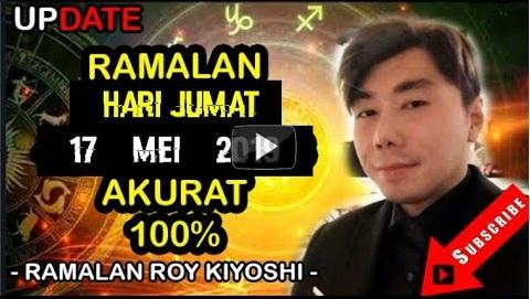 RAMALAN ZODIAK BESOK HARI INI 17 MEI 2019 AKURAT 100%