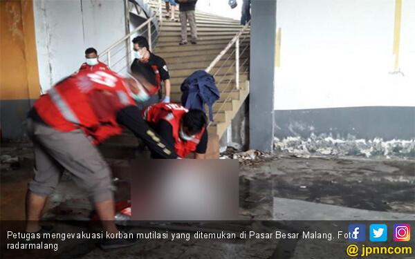 Pelaku Mutilasi Malang Mengaku Memotong Pakai Gunting Atas Permintaan Korban