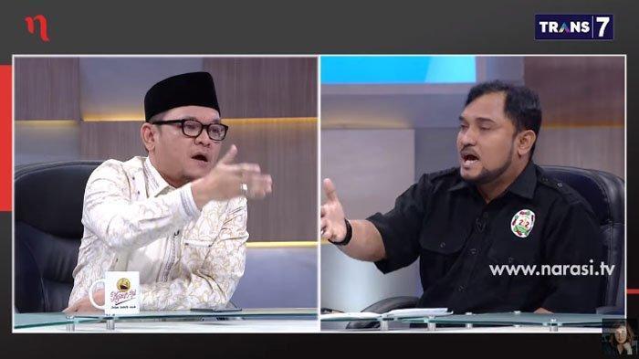 BPN Sebut Ancam Penggal Kepala Jokowi Bentuk Aspirasi,TKN: Ngomong Gitu Dibolehkan?