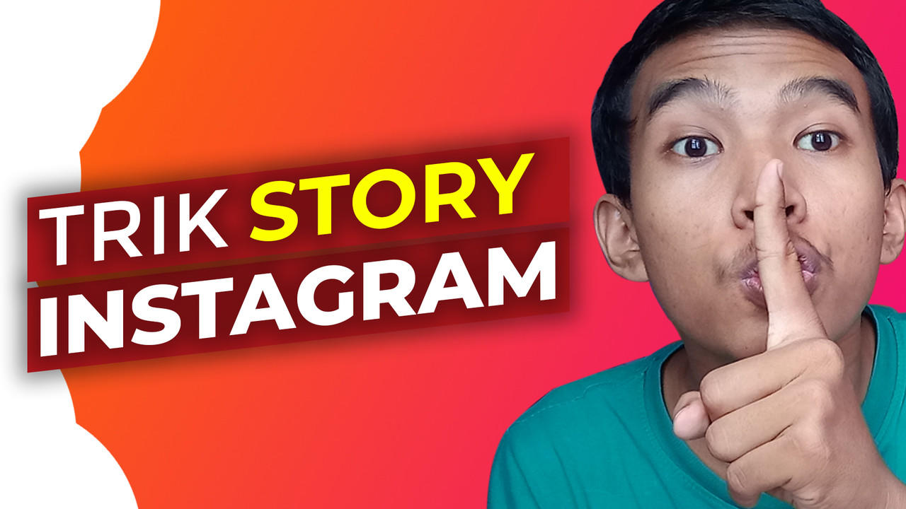 10 Trik Story Instagram Terbaru Di Android Super Keren