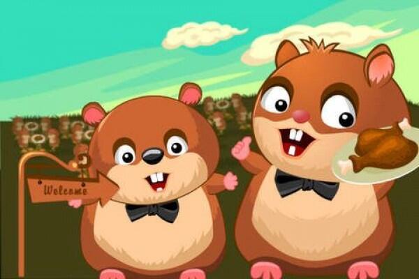 5 Game Terbaik Tentang Hamster Ini Wajib Kamu Coba, Seru dan Lucu Lho!