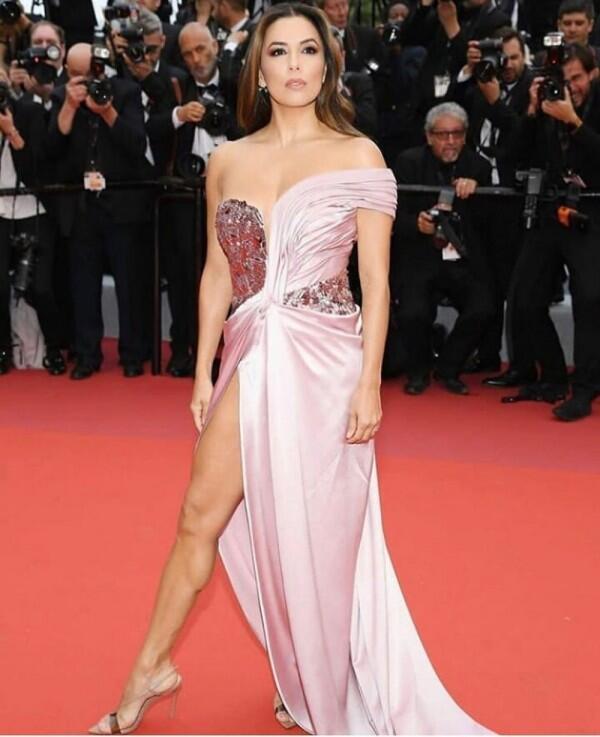 14 Gaya Hits Selebriti Saat Hadiri Festival Film Cannes 2019, Cetar!