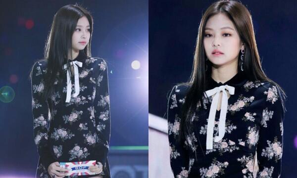 10 Gaya Floral Dress Ala BLACKPINK, Bikin Makin Girly Saat Hangout!