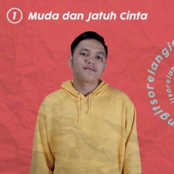 8 Potret Langit Sore, Penyanyi yang Lagunya Viral di Cover Duta SO7