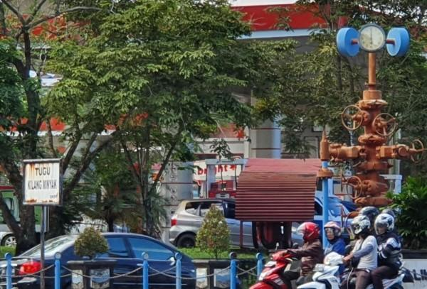 Mengenal Sumur Mathilda, Cikal Bakal Balikpapan Menjadi Kota Minyak