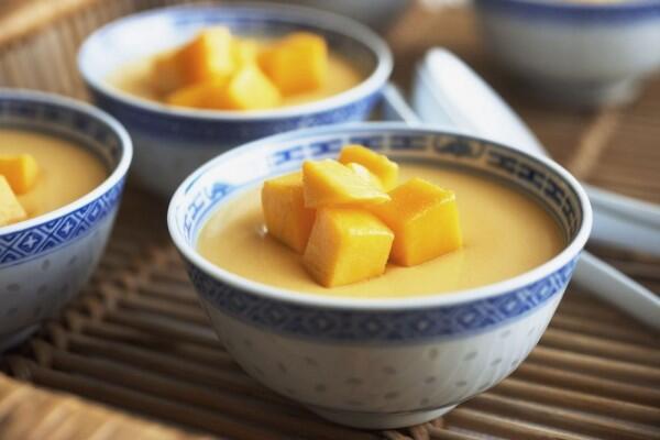 Resep Pudding Mangga Susu Buat Buka Puasa Super Segar