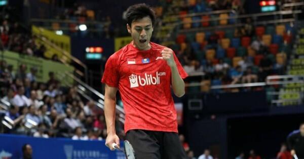 Profil Singkat 3 Tunggal Putra Indonesia di Sudirman Cup 2019
