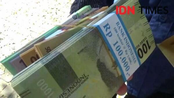 Dana Sebesar Rp20 Miliar Telah Disiapkan Untuk THR ASN di Tangsel