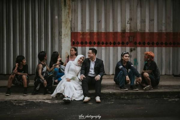 10 Ide Foto Prewedding Unik, Gak Melulu Harus Formal