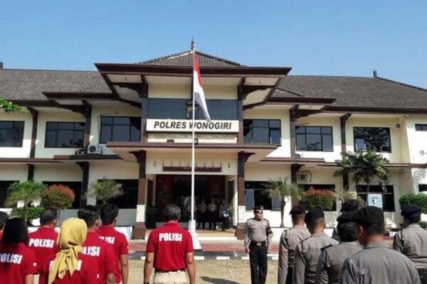 5 Pengeroyok Kasatreskrim Polres Wonogiri Berhasil Ditangkap