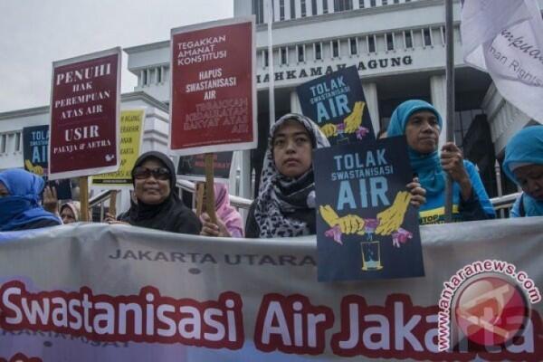 Fakta-fakta Pengambilalihan Swastanisasi Air DKI Jakarta
