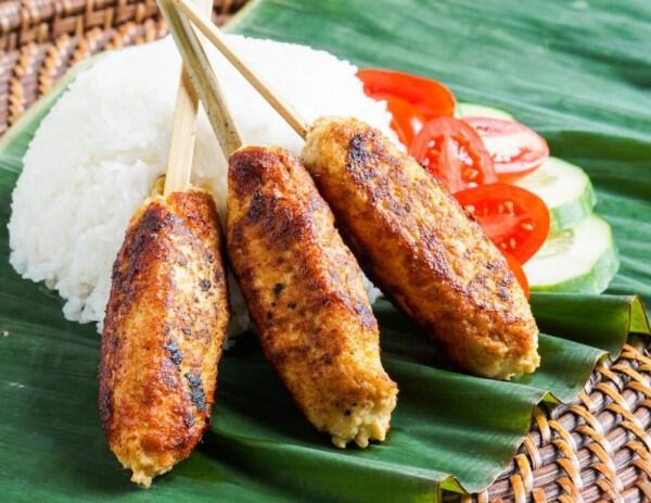 Resep Sate Lilit Bali yang Gak Kalah Sama Sate Padang & Madura