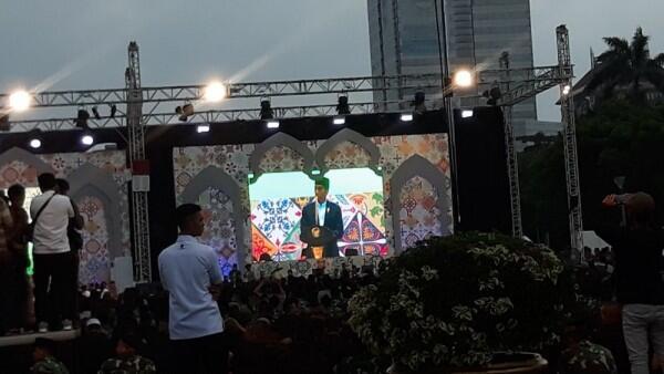 Jokowi Apresiasi Kinerja TNI dan Polri Amankan Pemilu 2019