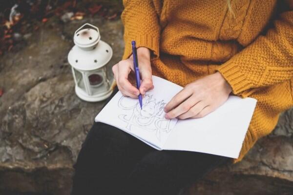 Selamat Hari Menggambar! Ini 7 Manfaatnya untuk Kesehatan Mentalmu