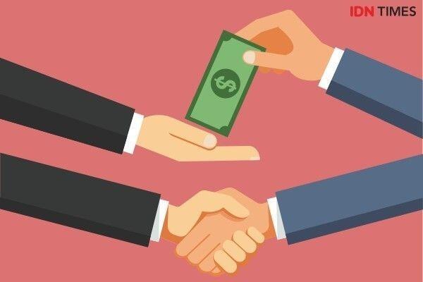 Terima Suap Rp5,6 Miliar, Bupati Bengkalis Jadi Tersangka Korupsi