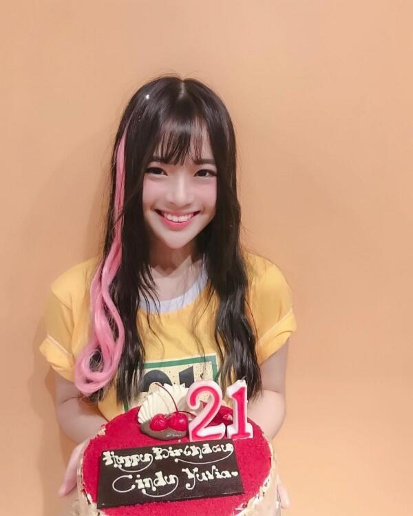 10 Potret Yupi Eks-JKT48 yang Baby Face dan Mirip Orang Jepang Asli