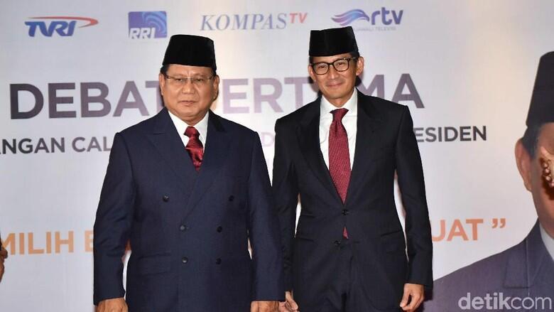 Rekapitulasi KPU: Prabowo Kalahkan Jokowi