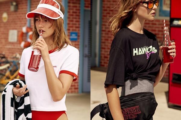 Gaya Style Ala 80-an Makin Komplit dengan Outfit Stranger Things dari H&M Ini Gan
