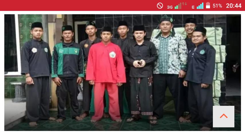 Ribuan Pendekar Pagar Nusa Kebumen Siap Gabung TNI-Polri
