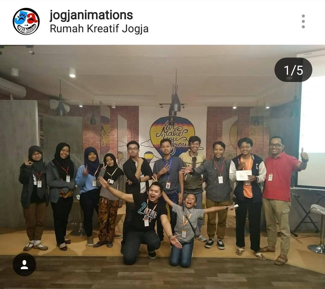 Komunitas-Komunitas yang Inspiratif di Yogyakarta, Gabung Kuy!